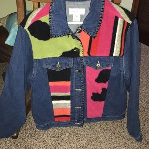 Susan Bristol denim Jacket